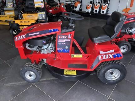 """Cox Ride On Lawn Mower 15.5hp-32""""cut Lawnboss"""