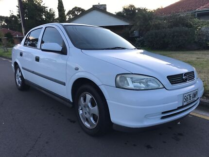 2000 Holden Astra TS Sport Sedan Manual Low Klms Paradise Campbelltown Area Preview