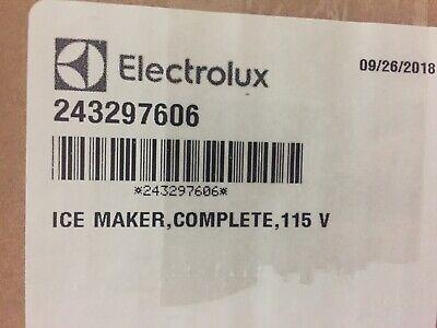243297606. Refrigerator Icemaker Electrolux Frigidaire