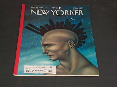 1995 July 10 The New Yorker Magazine   Illustrated Cover   Ny 1761