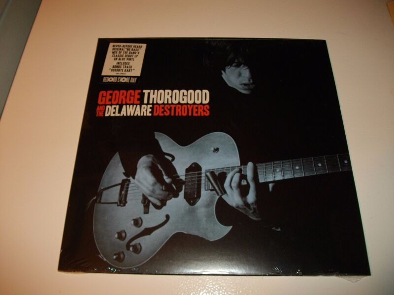 RSD GEORGE THOROGOOD AND THE DELAWARE DESTROYERS