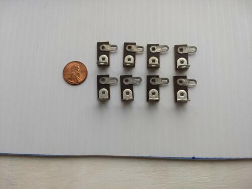 1 Lug Terminal Strip  HHSmith 828 Phenolic 20 pcs