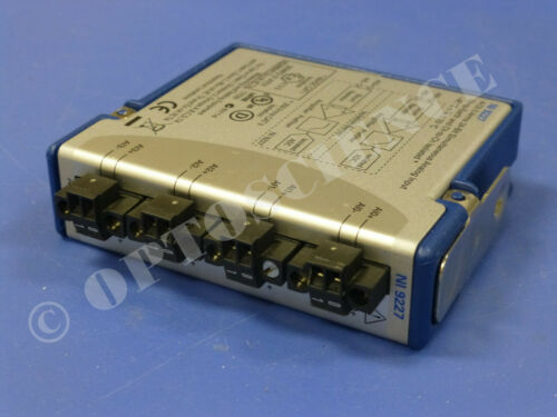 National Instruments NI 9227 cDAQ Analog Current Input Module