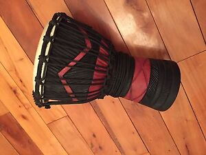 Small Wooden Hand Drum!