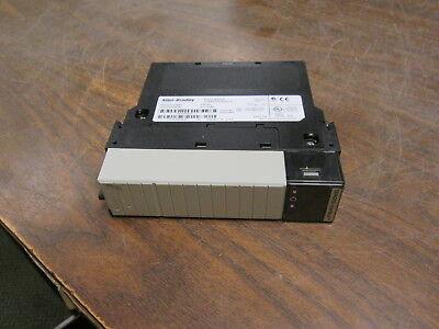 Allen-bradley 8-axis Sercos Interface Module 1756-m08se Ser. B Fw Rev. 15.37