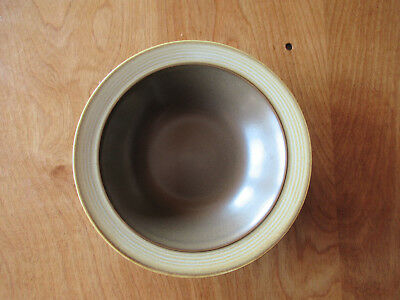 Mikasa Ridge (Mikasa Stone Ridge CHESTNUT PK002 Set of 2 Rim Soup Bowls 8 1/4