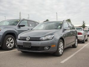 2014 Volkswagen Golf 2.0 TDI Comfortline+ONLY 5800KMS+HEATED SEA