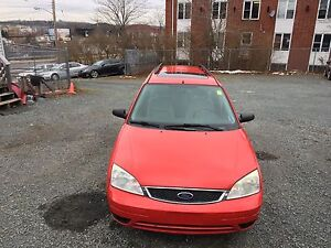 Ford Focus 2007 leather fully loaded
