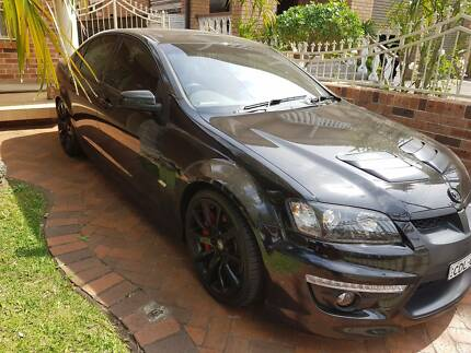 2011 HSV VE BLACK EDITION CLUBSPORT SERIES 3 GREAT CONDITION
