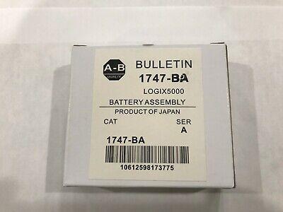 Allen Bradley Slc Plc Slc500 Battery 1747-ba 1769-ba