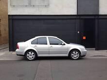 Volkswagen Bora V5 Manual Cremorne Yarra Area Preview