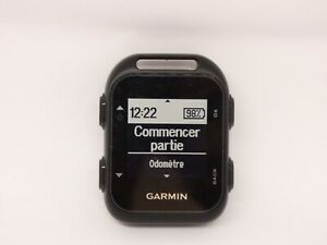 GPS de golf Garmin Approach G10