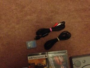 Ps1, 8 games, 3 controllers