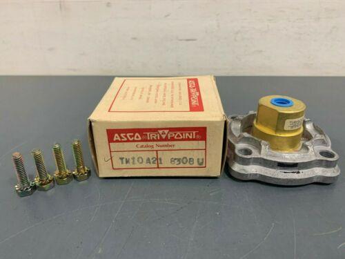 New Asco Tri Point TM10A21 Transducer Switch
