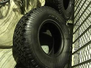 tyres 4wd bf  all terrain t/a 235/75/r16 Ryde Ryde Area Preview