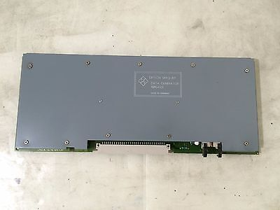 Rohde Schwarz Data Generator 1085.4502 Board Assembly Rs Rs Smiq