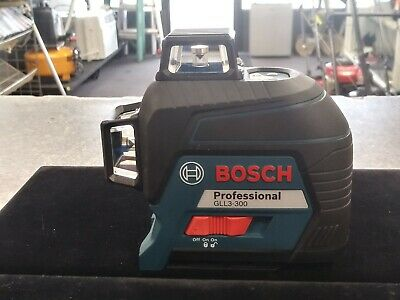 Bosch 360 Degree Three Plane Leveling And Alignment Laser Gll3-300
