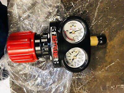 Victor Model Ess4-15-510 Edge Series Acetylene Regulator.