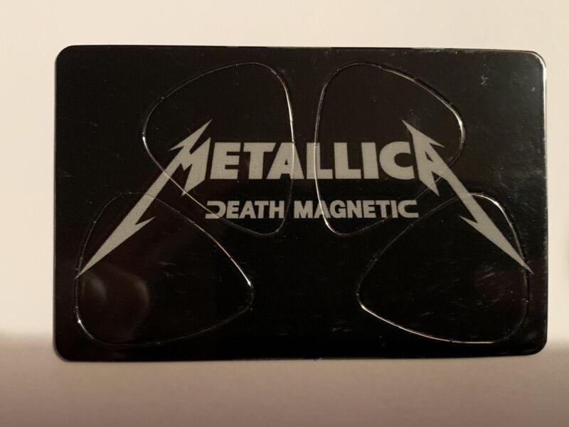 Metallica Guitar Pick Pic Card