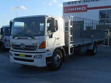 2012 Hino FG 500 1628 ** 280hp Table Top ** Old Guildford Fairfield Area Preview