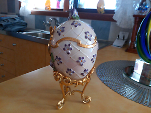 Franklin mint Egg Moonah Glenorchy Area Preview