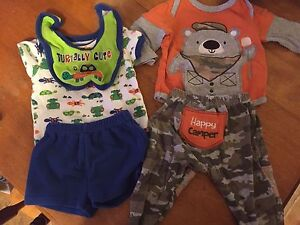 Boys 3-12 month lot