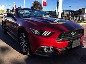 2016 Ford Mustang GT PREMIUM   NAVI   1 OWNER   HEATD/COOLD LEAT