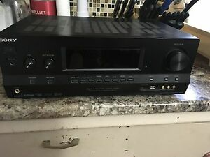 Sony Surround Sound 7.1 Reciever