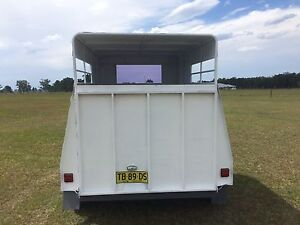 Horse/stock float gal body, 12 months rego Medowie Port Stephens Area Preview