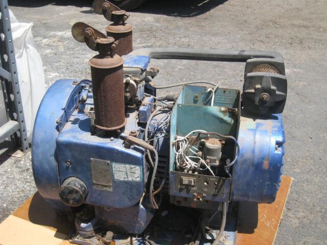 16004 Onan manual transmission