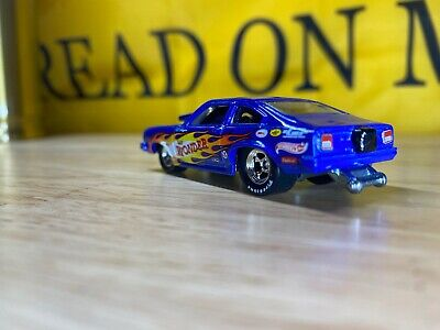 Hot Wheels Drag Car With Real Riders