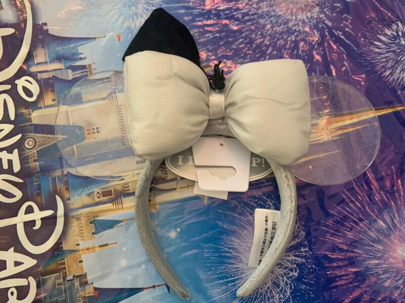 Disney Parks EPCOT Spaceship Earth Light-Up Minnie Ears