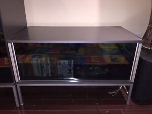 TV Stand & Stereo Cabinet