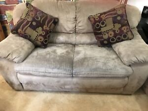 Sofa , Love seat and Chair Absolutely FREE !