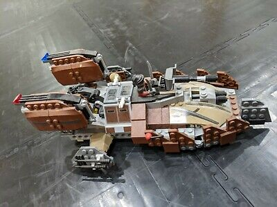 LEGO Star Wars 7753 Pirate Tank Special Edition