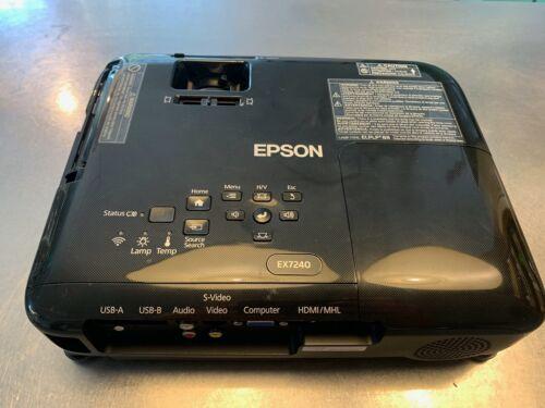 Epson EX7240 Pro WXGA 3LCD Projector Pro Wireless