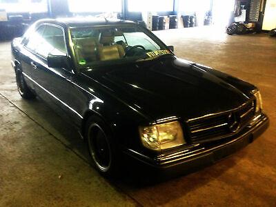 Mercedes E Klasse W124 Motorhaube-SL-Look Sportmotorhaube + Kühlergrill