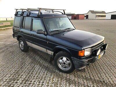 Land Rover Discovery 2,7 TDV6 SE aut. 5d