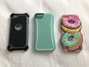 Apple iPod touch cases (5 or 6th Gen)