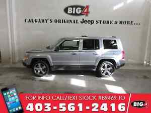 2017 Jeep Patriot High Altitude | 4x4 | Leather | Heated Seats