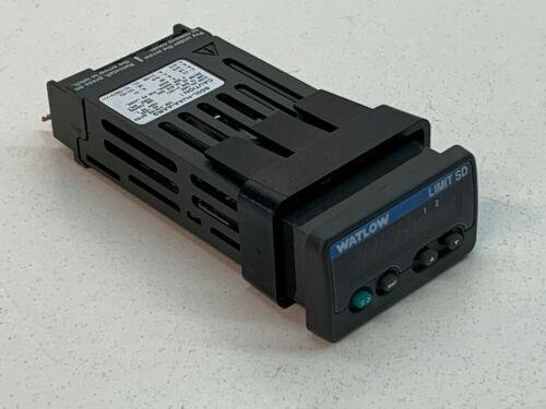 Watlow SD3L-HJAA-AARG Limit SD Controller