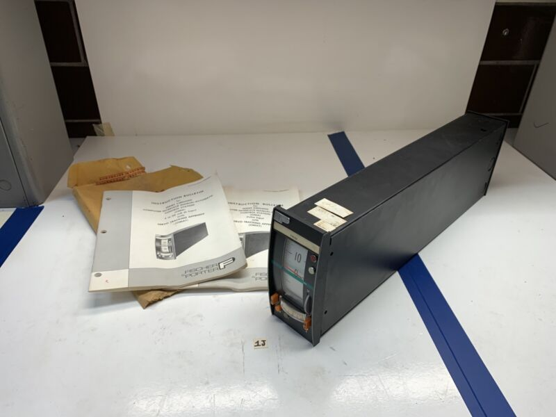 New Fischer&Porter 53EN4000 Computer Interface Manual-Automatic Control Station