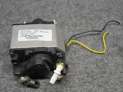 Rietschle Thomas Vacuum Pump Model 6025se24vdc 24 Volts Vdc Tested Working