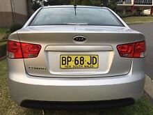 Kia cerato 2011 new model manual Beaumont Hills The Hills District Preview