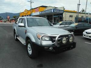 2010 Ford Ranger XLT 4WD TURBO DIESEL Automatic Ute Westcourt Cairns City Preview