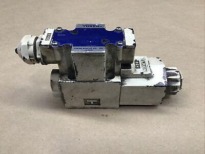 YUKEN hydraulic proportional directional valve DSHG-04-2B2-D24-50 #75C20PR4