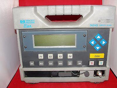 Hp Hewlett Packard Calan 310 Sweepslms Opt. Aba. Signal Level Measurement