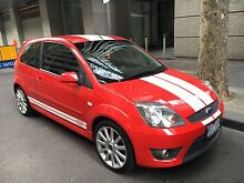 Ford Fiesta XR4 Sport Technologies Docklands Melbourne City Preview