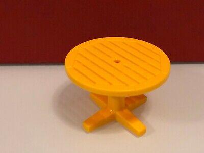 Playmobil mesa de jardín de casa de campo bungalow ocio y veraneo...