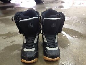 Firefly Rodeo Snowboard + Boots and Bindings